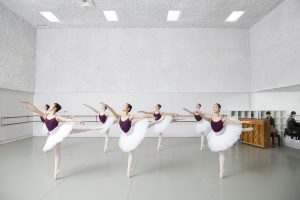 ballet and music