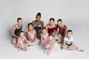 First dance class